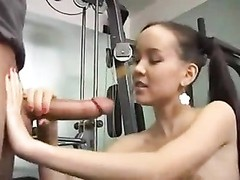 Asian Handjob Thumb