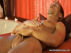 gay erotic self massage Thumb