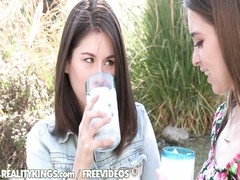 Reality Kings - Teen lesbians Shyla and Riely Thumb