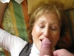 Mature and Granny Passion blowjob 414 Thumb