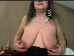 Mature with big clit and big saggy tits - negrofloripa Thumb