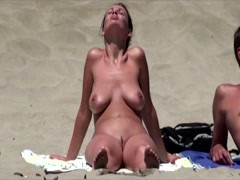 Nude Beach - Hot Wife Thumb