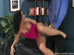 Emma Heart gets her ass stretched by Jordan Ash Thumb