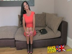 FakeAgentUK Ass grinding and pussy juice galore Thumb
