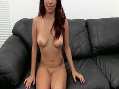 Casting girl is having sex in the video by Backroom Casting Couch Thumb