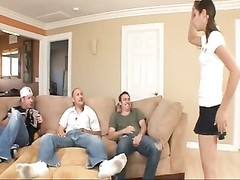 Amber Rayne group sex Thumb