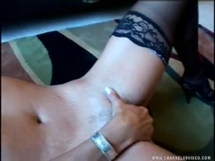 Muscled guy came here only to fuck a Dirty Kinky Mature Thumb