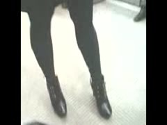 High Heel Boots Lace up Candid Thumb