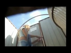 Spying Teen In Beach Cabin 2 BVR Thumb