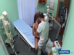 Small-tit teenager is getting pounded by her doctor Thumb