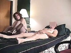 wild wifey  MAKES husband film HER blowing STONED youthfull  dude Thumb