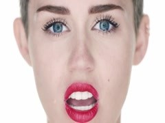Miley Cyrus - Wreckingball Porn Music Video Thumb