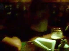 Sex at the bar stand with an awesome young beauty Thumb