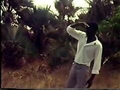 Nude Beach - Vintage African BBC without a condom Thumb