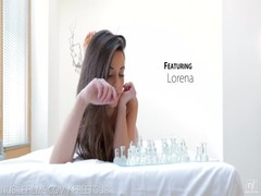 Nubile Films - Lesbian lovers in orgasmic bliss Thumb