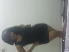 Curvy Indian seductive dance Thumb