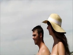 impersonal Beach swimsuit  arse bootie West Michigan butt Hat Thumb