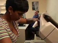 Office cleaning indian maid -bymonique Thumb
