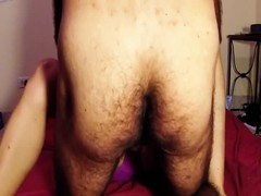 Hairy amateur wife real routine missionary nightly housewife Thumb