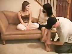 Two tied up and gagged girls Thumb