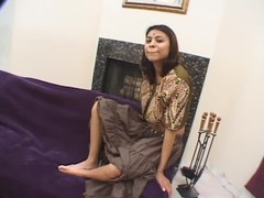 Perverted amateur Indian girl cheating and fucking with her new friend Thumb