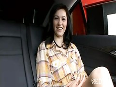 teen vehicular cumming is strenuous  to gape Thumb