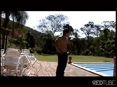 Pool side fuck-a-thon part one Thumb
