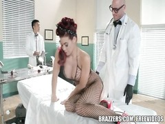 Brazzers - Ryder Skye Has fun with the doctor Thumb
