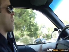 HDVPass nice Kaci Starr Gets torn up by Cop Thumb
