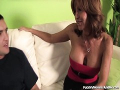 Porn star Mom Introduces Daughter To Porn Thumb