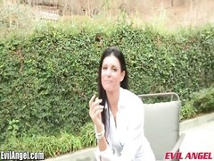 EvilAngel scorching milf India Summer sapphic  anal Thumb