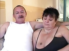inexperienced BBW wifey  drills spouse  on Camera Thumb