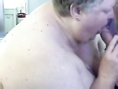 BBW Head #333 (Fat grandmother Side Angle dogma Boobsfuck Ending) Thumb