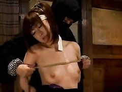 BDSM Samurai Training boring Censored Thumb