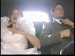 The bride and not her dad Thumb