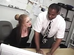 cool blondy milf blasts in the office Thumb