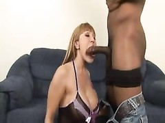 milf escort likes  a BBC in her booty Thumb