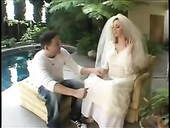 Kelly Wells, gangbang bride. Thumb