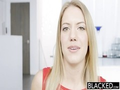 BLACKED Candice defy donk drilled by vast shadowy manmeat Thumb