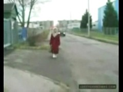 bad old lady sexually assaulted by mad guy Thumb