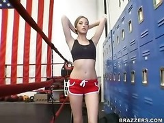Jenna Haze does trainer Thumb