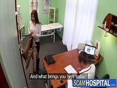 genuine patient gets banged by fraudulent doctor Thumb