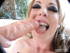 pale group sex mare gets a affable drink Thumb