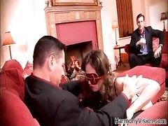 tiny brunette double fuck-stick screwing Thumb