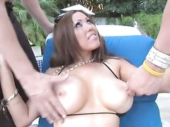 Kianna Dior ravages two  boners Thumb