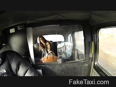 FakeTaxi - teenage  deep-throats big knob for free perambulate Thumb