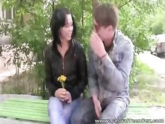 casual teenage  sex - Flowers as a prelude to hookup Thumb