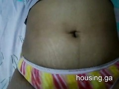 Housewife with devar in night Thumb