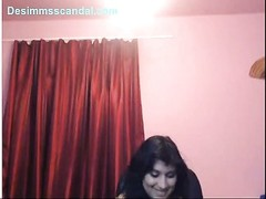 Indian Webcam girl With extraordinaire muscled Video[HD] Thumb