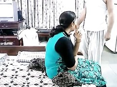 pakistani married uncle aunty homemade xxx  sex Thumb